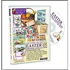 ScrapSMART – Easter Vintage Collection: Cards, Envelopes, Tags, Seals, & More – (CDE24)