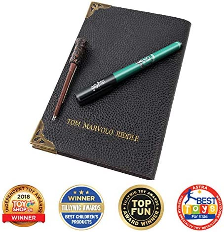 WOW Stuff Collection Notebook Slytherin product image