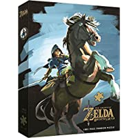 LOZ The Legend of Zelda Breath of The Wild The Hero Rides Puzzle