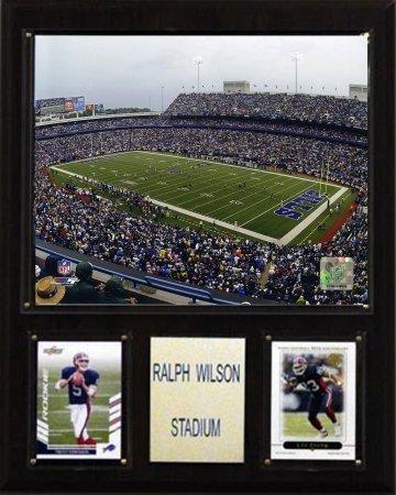 (NFL Ralph Wilson Stadium Stadium Plaque)