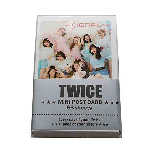 Twice Photocard postcard Extra Photocards