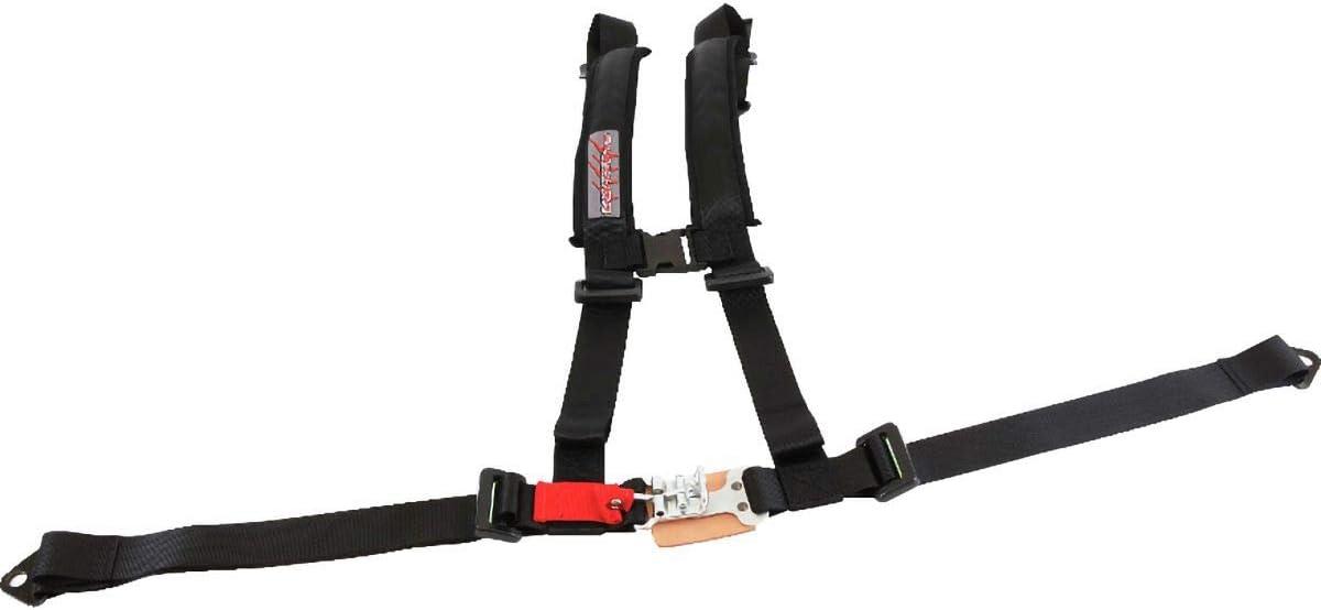 Black Slasher 4-Point Harness