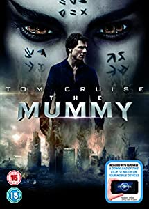 Image result for the mummy 2017 dvd