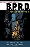 B.P.R.D: Plague of Frogs Volume 4