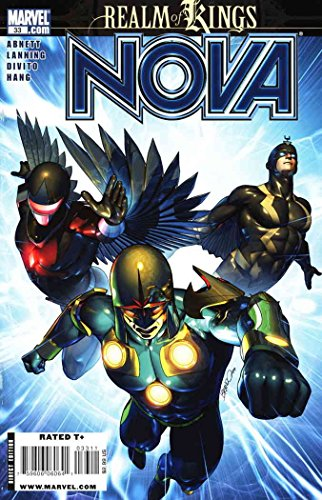Nova (4th Series) #33 VF/NM ; Marvel comic book