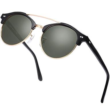 ec79d157f67 Round Sunglasses - Carfia Fashion Polarized Sunglasses for Women ...