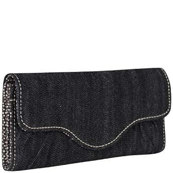 Thirty-One 15 Pocket Wallet Dark Denim
