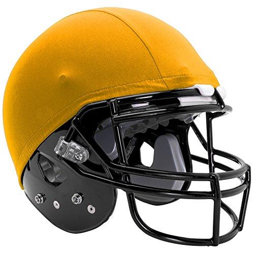 ADAMS USA Football Helmet Cap Cover, Gold
