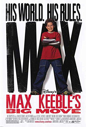 Max Keeble's Big Move - Movie Poster - 27 x 40