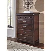 A-America KALRM5600 Kalispell 5 Drawer Chest