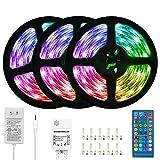 DreamColor 50Ft LED Strip Lights RGBIC, Multicolor