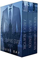 The Empire State Series: A Week in New York, Autumn in London, New Year in Manhattan
