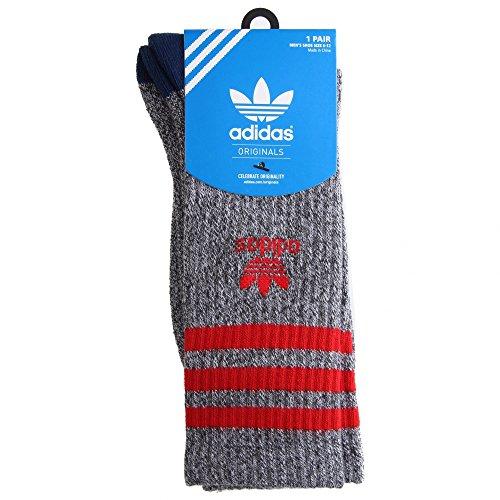 Adidas Nylon Crew Socks (adidas Originals Roller Single Crew)