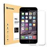 iPhone 6 Plus Screen Protector ,Coolreall™ Tempered Glass Screen Protector Film for iPhone 6 Plus/6S Plus -Transparent (0.21mm HD Ultra Clear)