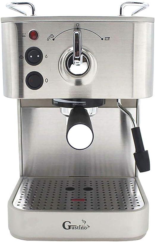 He-art Máquina de café Espresso 19 Bar Extracción a Alta presión ...