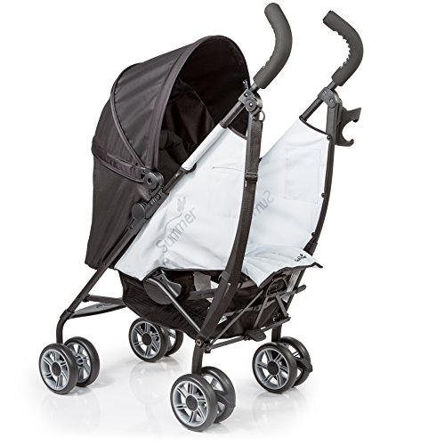 Summer Infant 3Dflip cochecito de conveniencia, doble toma