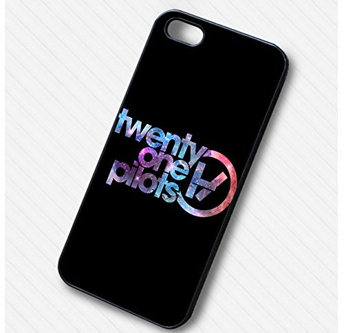 Cool 21 Pilots Galaxy nebula pour Coque Iphone 5 or 5S or 5SE Case J5D8HB