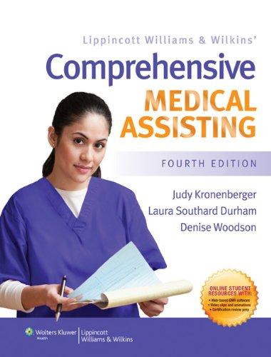 LWW Comprehensive Medical Assisting 4e Text, Study Guide & PrepU Package