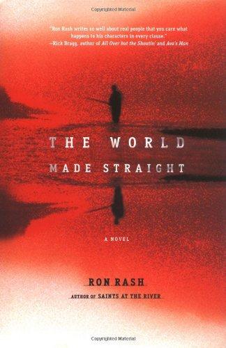 ron rash the world made straight - 2