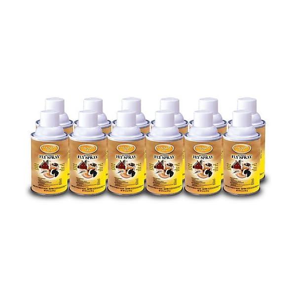 CS Country Vet Metered Fly Spray Refill 12 Pack 1