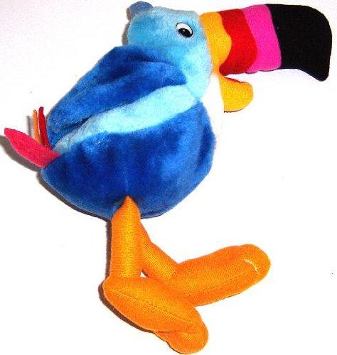 - 1995 Toucan Sam Stuffed Toy Cereal Premium