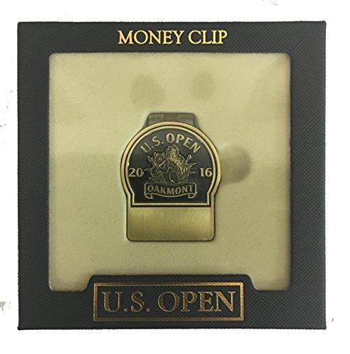 Squirrel Clip (2016 US OPEN Oakmont MONEY CLIP)