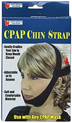 C Pap Chin Strap