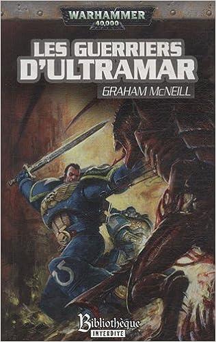 Les guerriers d'Ultramar pdf, epub ebook