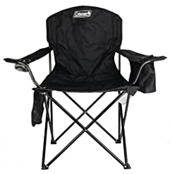 Coleman Portable Camping Quad Chair with...