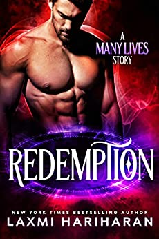 Redemption: Paranormal Romance (Wolf Shifters, Immortals and Vampires) (Many Lives Book 3) by [Hariharan, Laxmi]