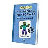 capa de Diário de um zumbi do Minecraft 5