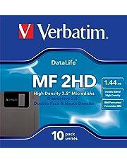 Verbatim 3.5In HD 1.44MB Pre-Fmt IBM 10Pk