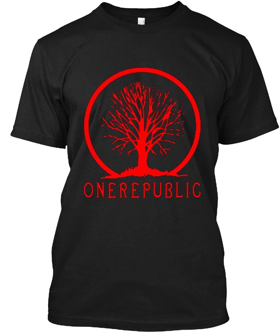 Onerepublic Nyuntik One Republic Tour 2018 2019 55 Unisex T Shirt 1211
