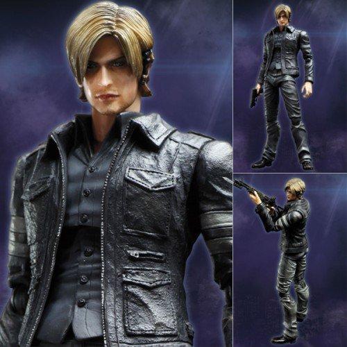 Square Enix Resident Evil 6 Leon S Kennedy Play Arts Kai Action Figure