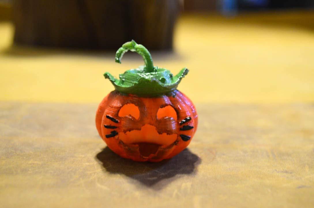 Halloween decor Halloween Pumpkin Cat Halloween charms Halloween animatronics Halloween Pumpkin