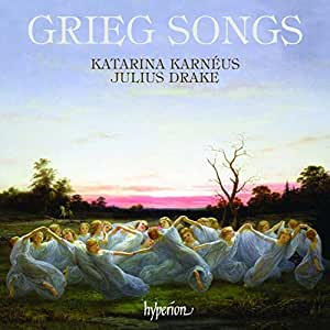 Greig: Haugtussa and Other Songs