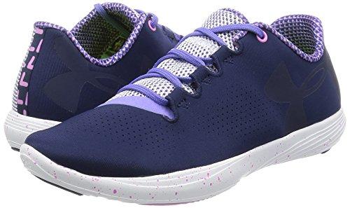 Under Armour Street Precision Low EXP Chaussures de sport pour femme 7Fd6rv