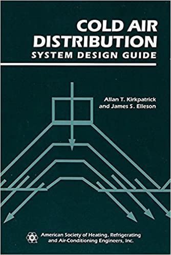 Cold Air Distribution System Design Guide: American Society of ...
