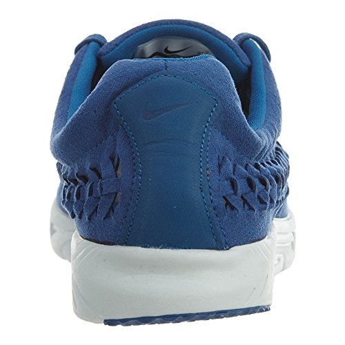 Zapatillas White black Royal para Off de Woven Mayfly Nike Team Hombre Deporte q7w4ZpZx