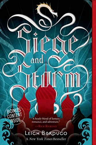 Siege and Storm (The Grisha Book 2) by [Bardugo, Leigh]