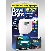 Bowl Light - Smart Motion Toilet Bowl Light