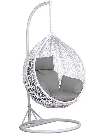 Amazon Co Uk Swing Chairs Garden Outdoors