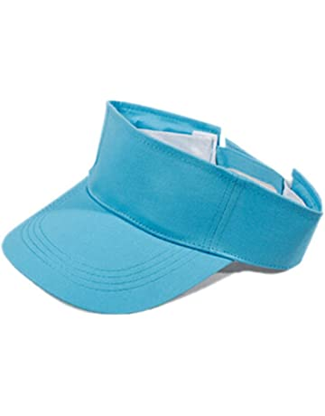 Pengyu Unisex Summer Adjustable Sun Visor Sports Golf Hat Outdoor Travel Cap 434ccf416496