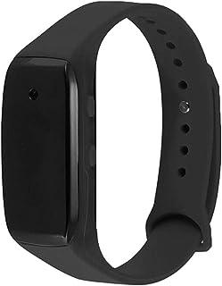 Narutoask K8 Sports Smart Bracelet, HD 1080P Camera Mini DV Wristband Recorder Camcorder - Black