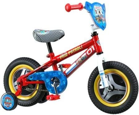 12 Paw Patrol Kids Bike Coordinated Seat Graphics and Wheel Covers