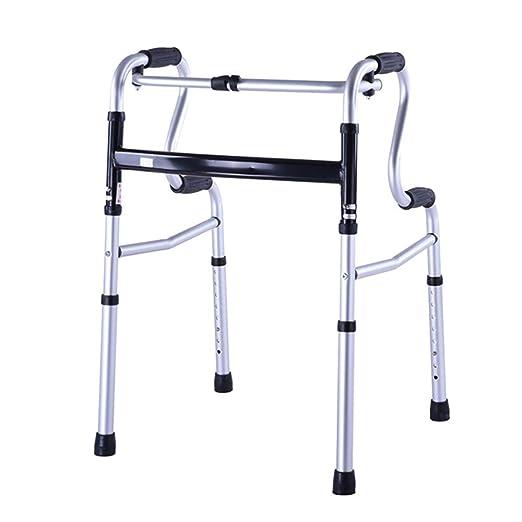 Andador plegable, andador de rehabilitación para discapacitados ...