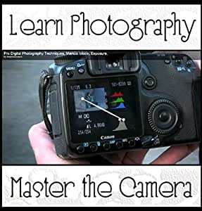 Learn Photography Manual Mode Digital Camera Training, Tips & Techniques DVD