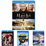 Hachi: A Dog's Tale + Hook + Surf's Up + Water Horse, The: Legend of the Deep