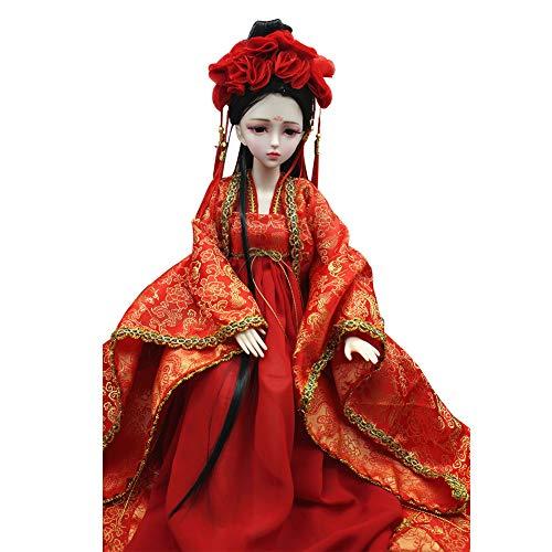 Ancient Halloween Costumes Bjd Doll - MEMIND Kids Toys Beautiful Doll 1/3