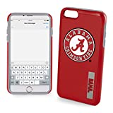 Alabama Crimson Tide Impact TPU 2-Piece Dual Hybrid iPhone 8 PLUS / iPhone 7 PLUS / iPhone 6 PLUS / 6s PLUS - 5.5' Screen ONLY